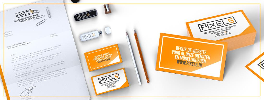 Pixel5 ontwerpt voor uw onderneming haar logo en huisstijl maar ook flyers, folders, brochures en online nieuwsbrieven. www.pixel5.nl