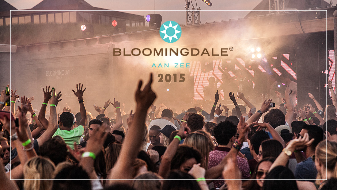 Beachclub Bloomingdale event foto's 2015!