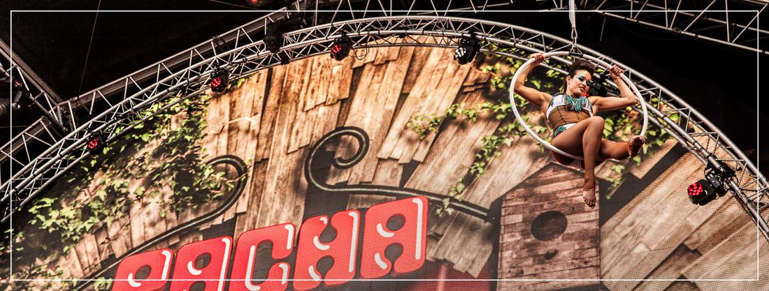 Bekijk onze portfolio voor de perfecte sfeerimpressie van enkele evenementen en festivals.