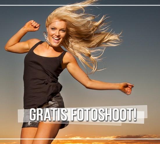 Win een gratis fotoshoot !